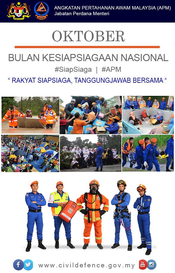 Bulan Kesiapsiagaan Nasional